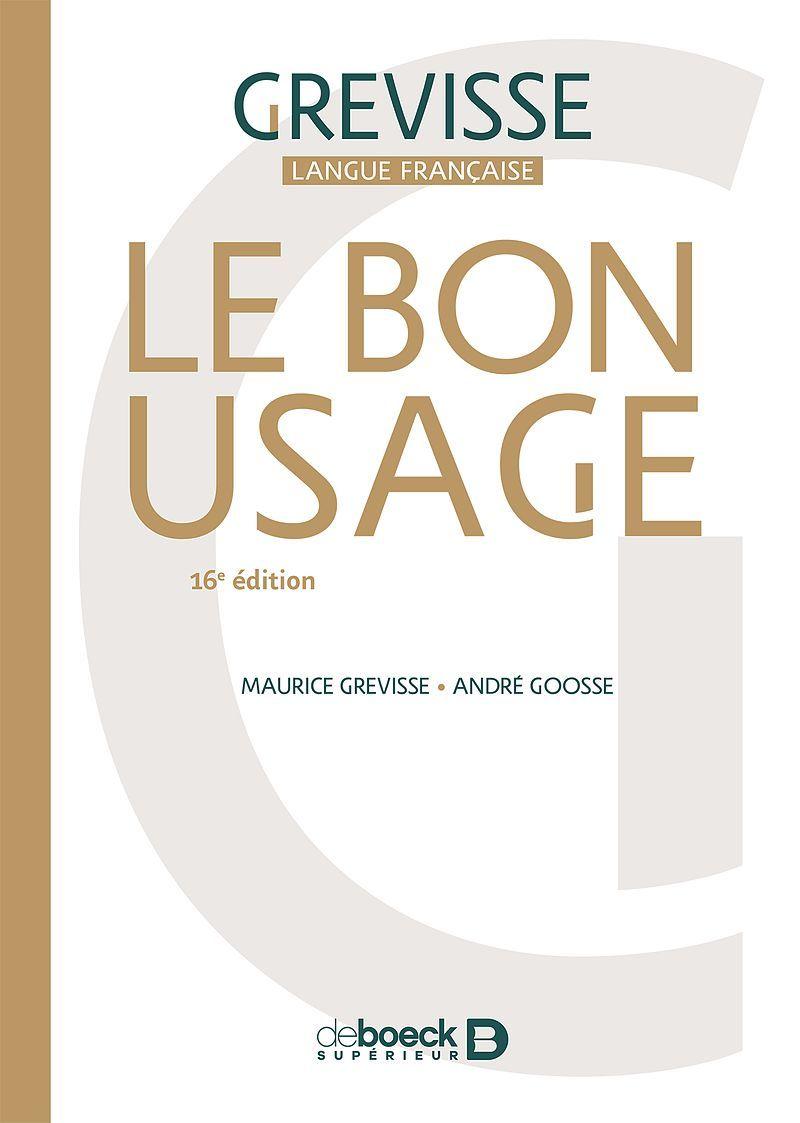 Le_Bon_usage