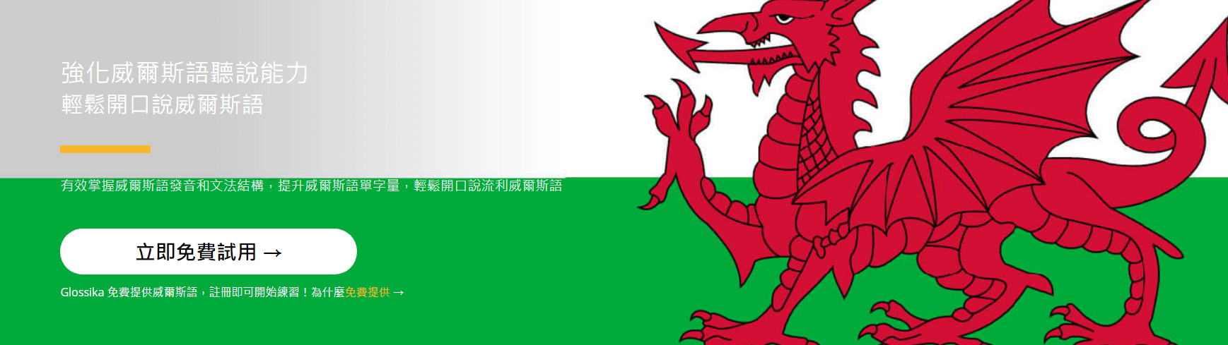 學威爾斯語